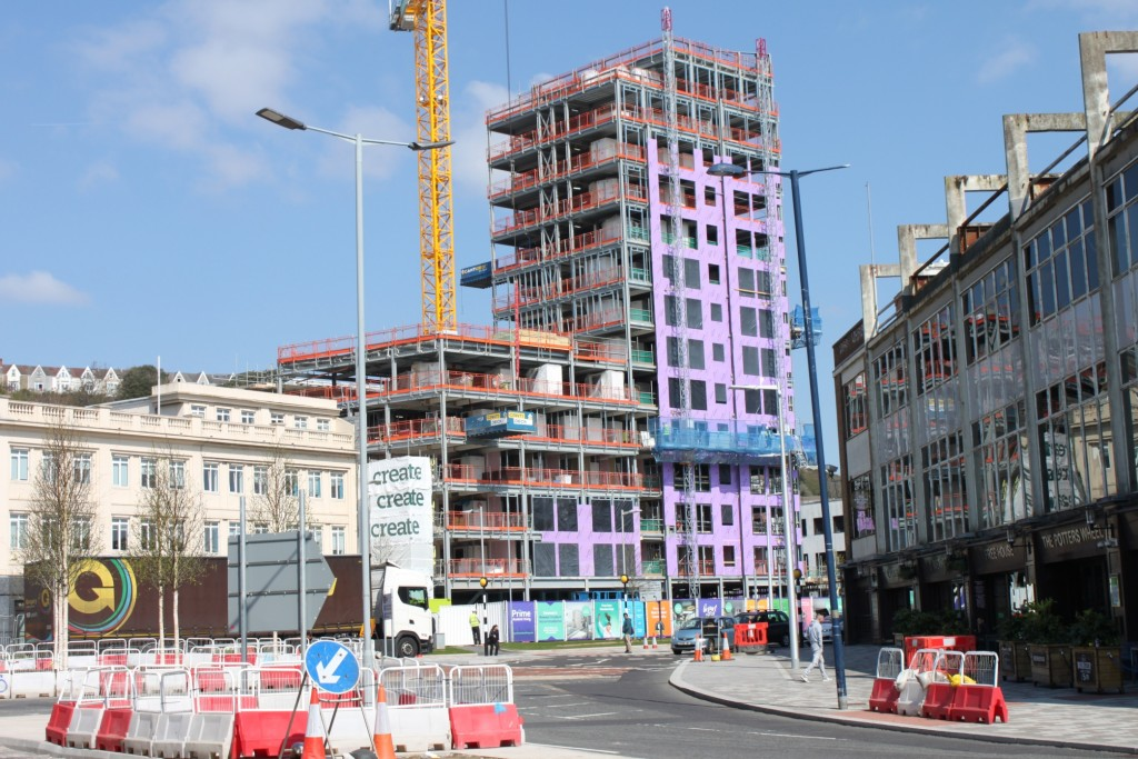 Electrical and mechanical company appointed for Swansea student accommodation project