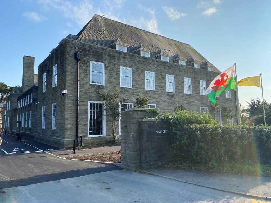 Innovative £16.5m scheme renovates historic Aberystwyth University hall