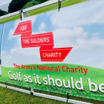 Proud to sponsor ABF The Soldiers' Charity annual golf day